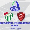 Uefa Youth League Maçı Ücretsiz..!